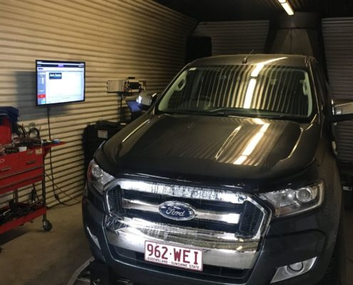 Ford Ranger ECU Remap