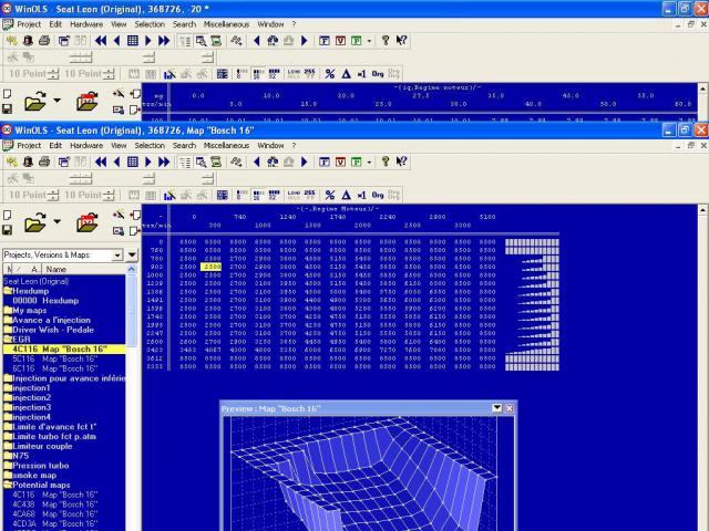 WinOLS ECU Remapping