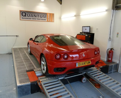 ECU Remapping Performance Cars