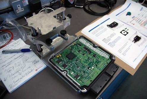 ECU Remapping Bench Programing