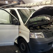 ECU Remapping VW Transporter
