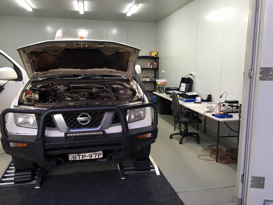 Navara D40 Remapping and ECU Tuning Information